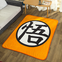 包邮七龙珠862悟空动漫21珊瑚绒毯子单双的二次元午休空调毯