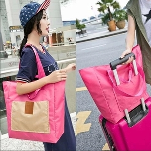 South Korea Foldable Cosmetic Bag Travel Case Storage Bag Toiletry Bag Women's and Men's Bags Overseas Travel Travel Supplies Set