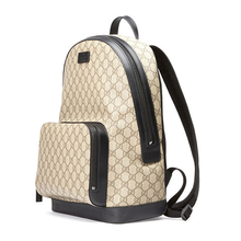 Gucci / Gucci women's small color matching backpack 300106