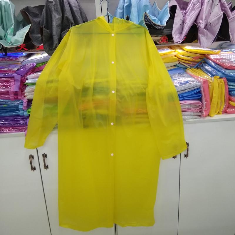 成人 户外 防水 便携 旅游 雨衣 加厚 登山 徒步 漂流 雨披
