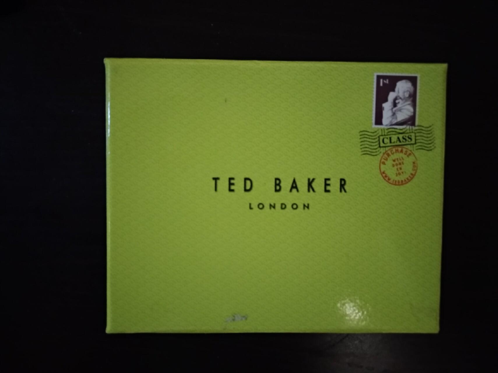 TED BAKER 英国购 钱包 全新
