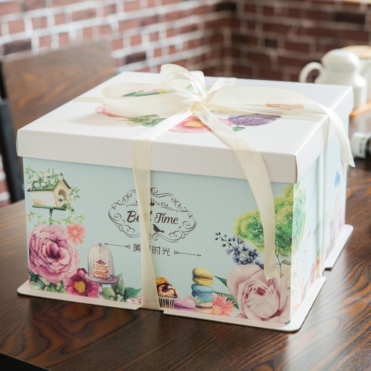 Как и во что упаковать торт для перевозки - Пироженка. рф 1