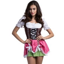 Beer Girl Costumes New German Beer Costume Halloween Costplay Maid