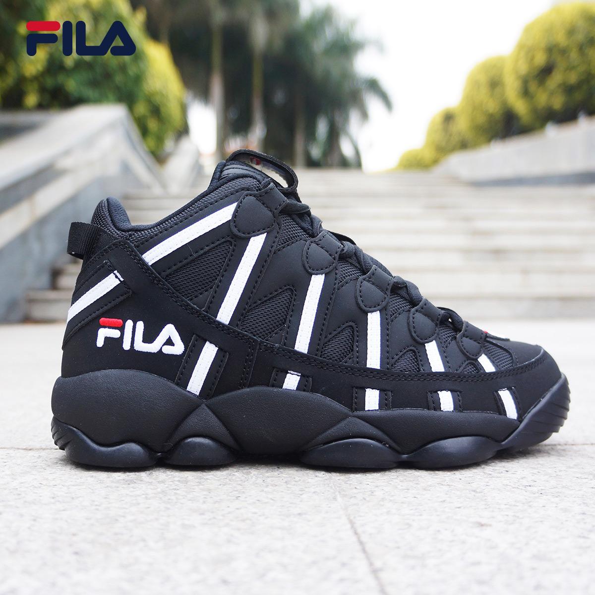 FILA斐乐BB鞋男运动鞋 篮球鞋 运动休闲鞋 经典潮搭明星球鞋