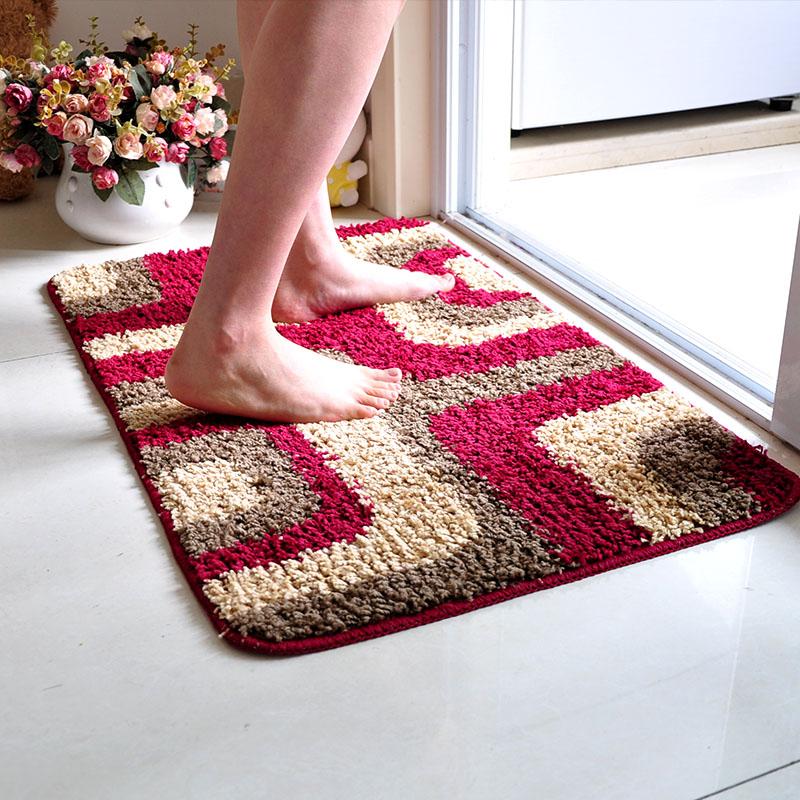 斯美儿门厅进门垫门口地垫子厨房脚垫卫生间浴室吸水防滑垫门垫