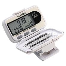 Polygon3fr5老的计步lp卡路里消耗走路运动手表跑步记步器