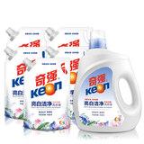 天猫超市【Keon/奇强洗衣液】24斤(2kg瓶装+2kg*5袋装)券后89元包邮