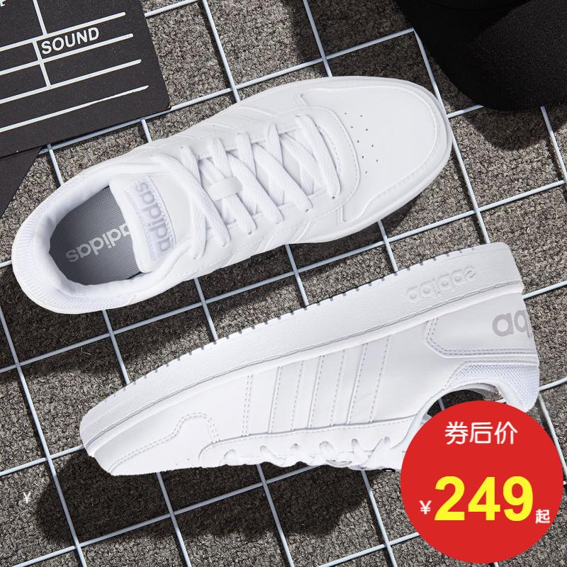 Adidas阿迪达斯男鞋夏季NEO运动鞋新款鞋子休闲鞋板鞋EE7799