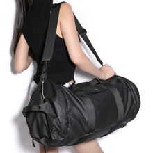 旅行包男手提健身包篮球训练wt10游泳包zk容量多功能行李包