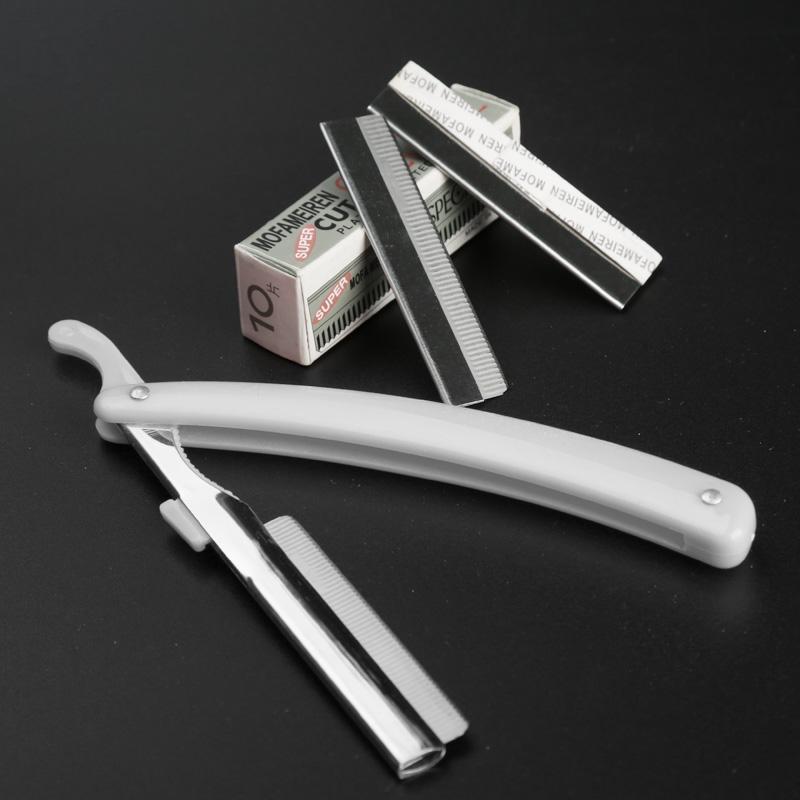 安全型专业修眉刀片女用刮眉刀片画眉神器修眉工具套装初学者全套