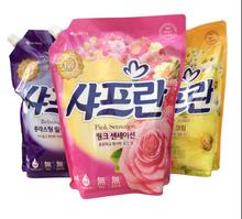 韩国进口正bo2LG衣物hu木棉/玫瑰/薰衣草防静电2L 整箱优惠
