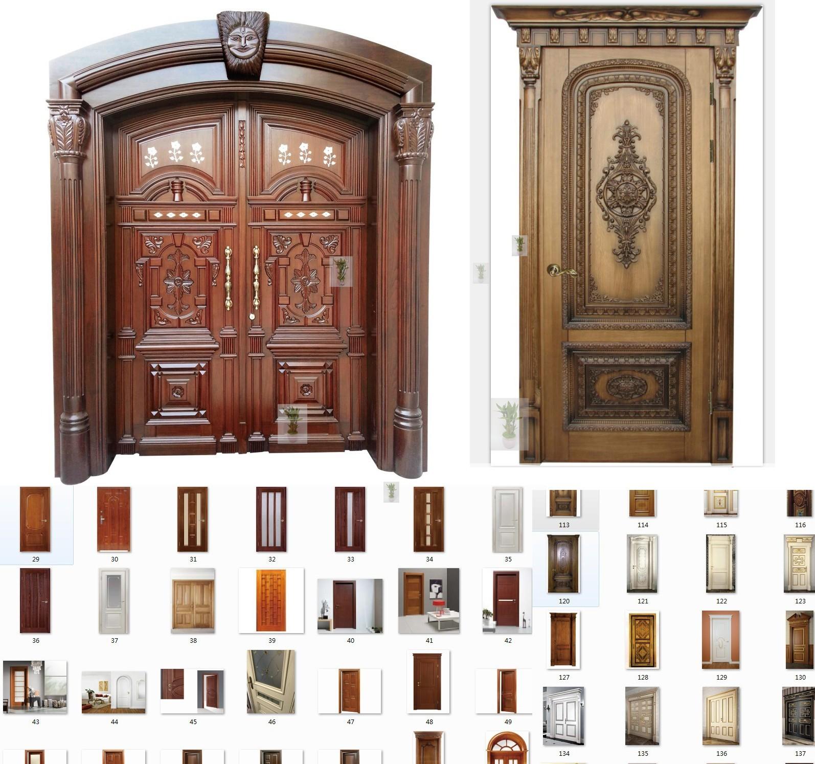 木门门业门室内设计高清素材图库门业房门图片