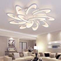 客廳燈具現代簡約北歐創意大氣家用卧室燈具2020年新款lde吸頂燈