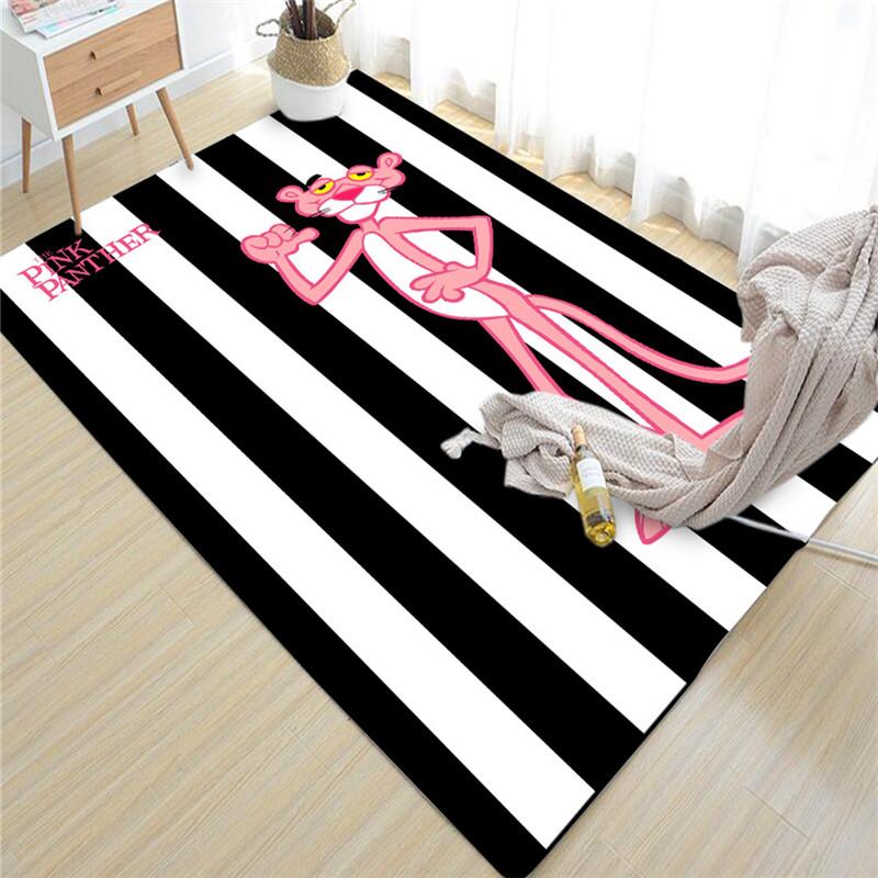 北欧地毯居家客厅沙发茶几卧室床边地毯浴室厨房门口脚垫地垫