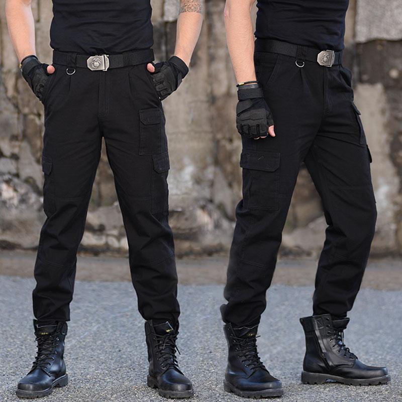 军野行户外工装裤男长裤军迷特种兵休闲直筒大码战术裤军裤