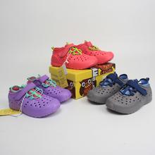 特价包邮14.99xb6金出口男-w凉鞋包头沙滩鞋洞洞鞋捡漏牛货