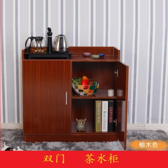 包邮茶水柜餐边柜储物柜办公柜大桶水柜茶具收纳柜餐厅饮水柜