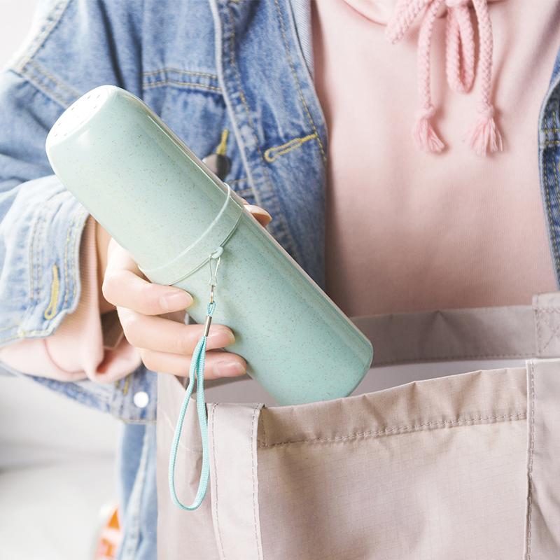 旅行漱口杯套装便携式牙缸杯牙具洗漱杯牙刷杯牙膏盒收纳盒牙刷盒