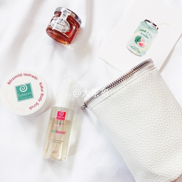 茶哥一生推 女神入 身体旅行套组含化妆包 前50名送英国醇蜂蜜