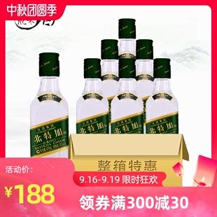 白酒山西杏花村汾酒53度北特加汾酒475ml*6瓶 陈年老酒整箱