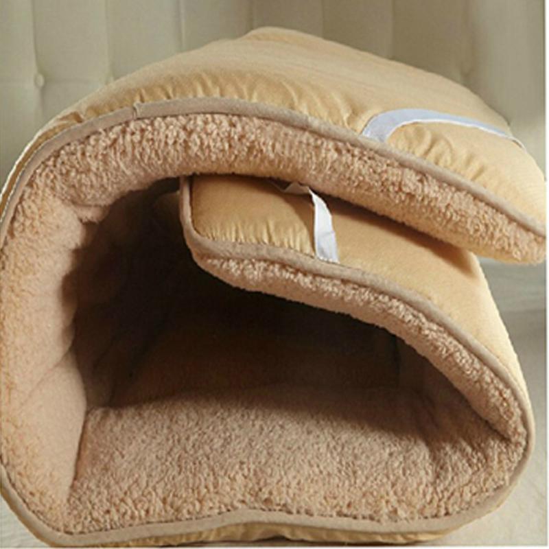 冬季加厚保暖床垫软垫学生宿舍单人0.9褥子垫被床褥1.2米垫背被褥