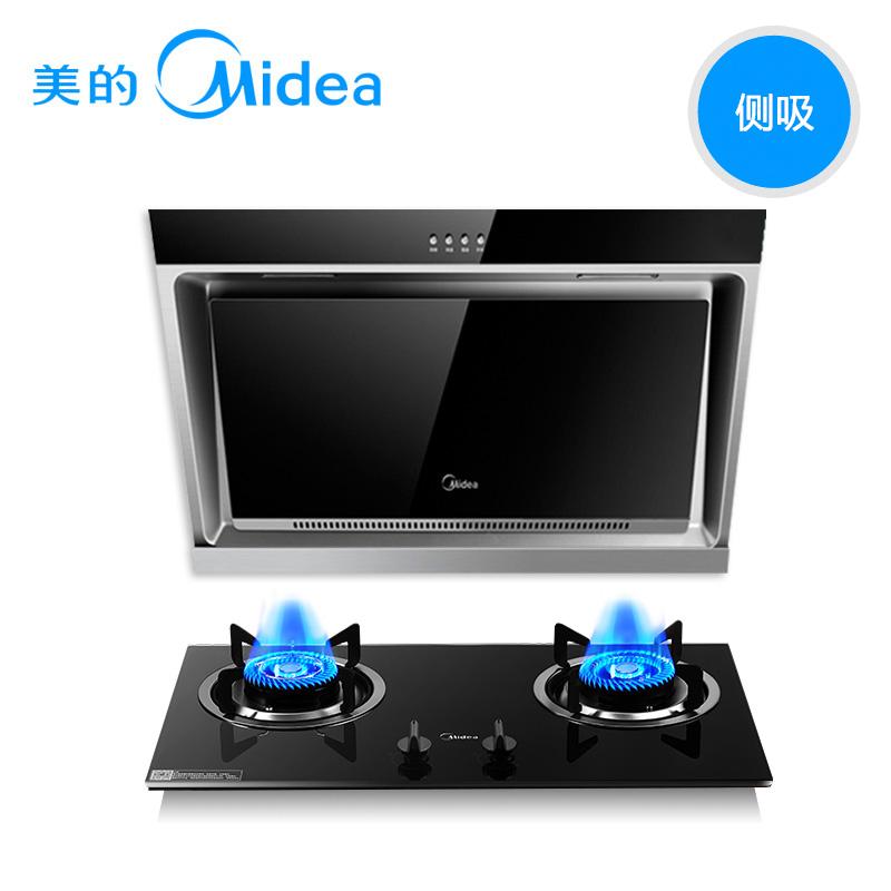 Midea/美的 DJ118+QL303B 烟灶消套装怎么样,质量如何,好用吗