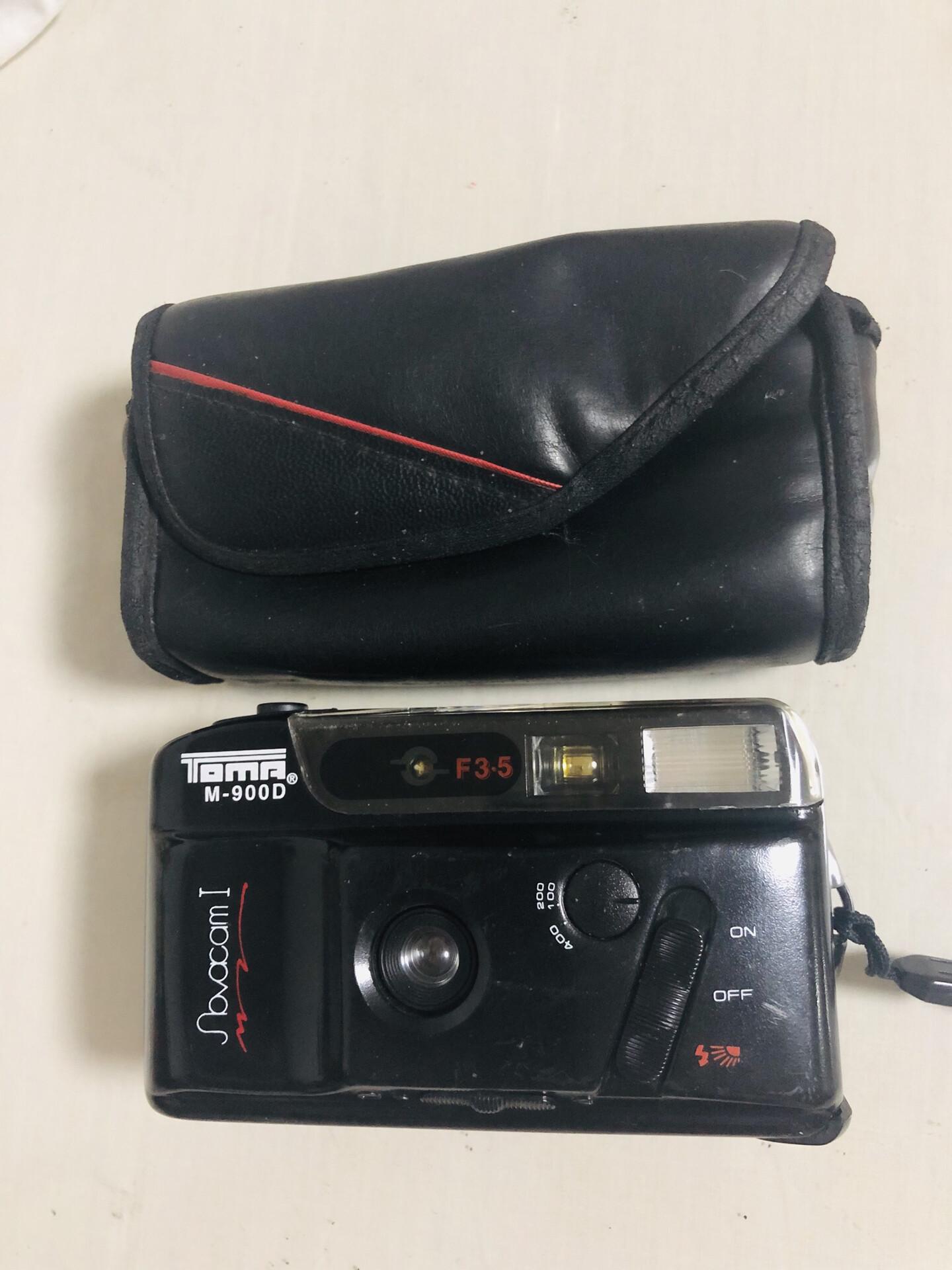 汤姆腾马M900全自动胶卷相机