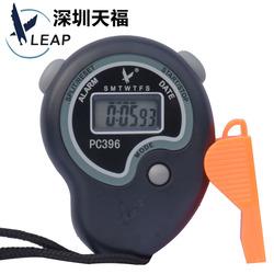 天福PC396秒表计时器跑步训练学生专业田径运动计时秒表裁判电子