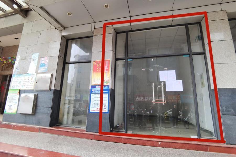 贵港市港北区人民东路36号院(御江名城)一层商铺1035号