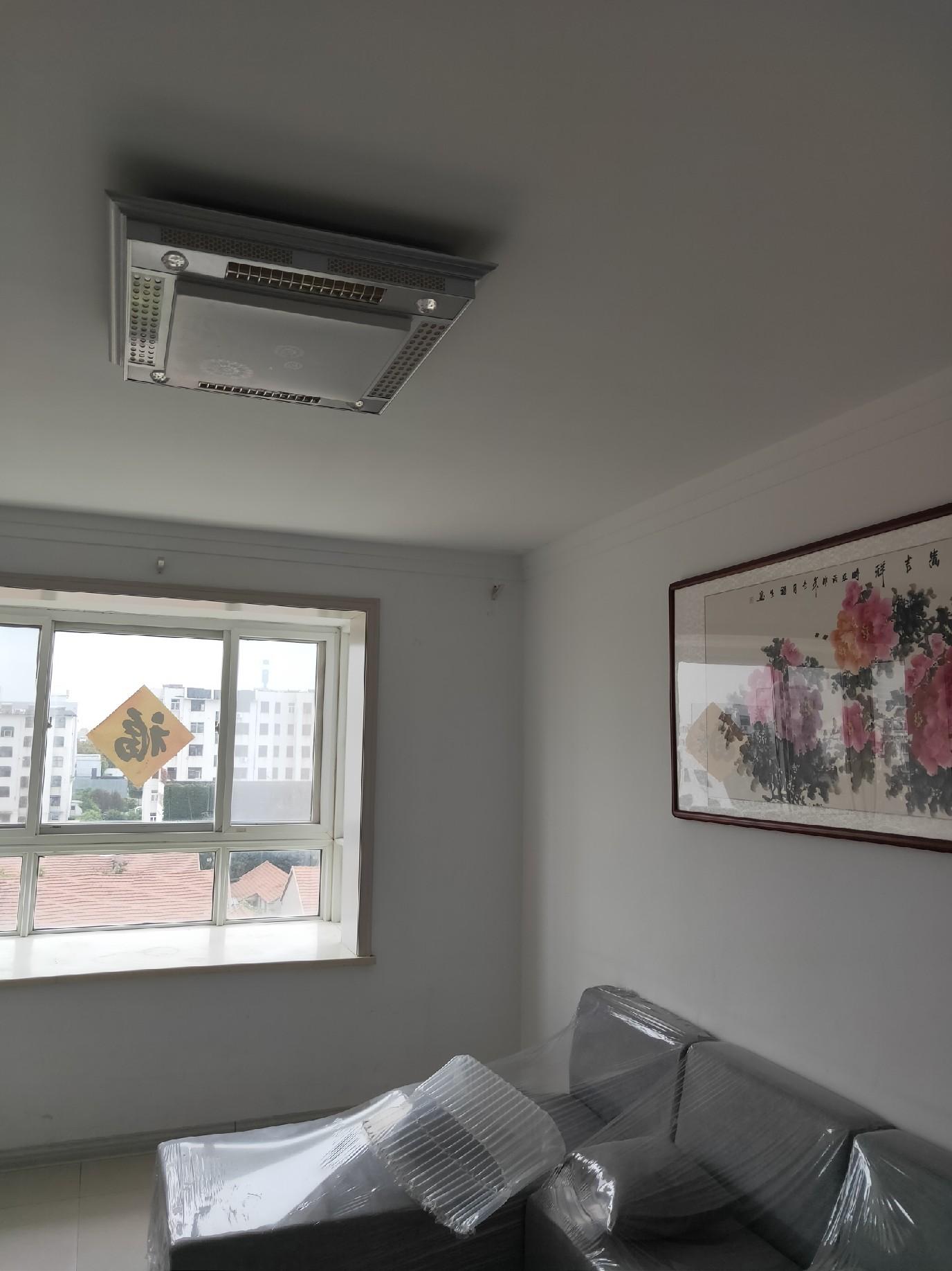 富贵园多层三室首次出租,干净卫生,空调洗衣机