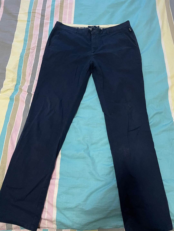 男士专柜买的裤子