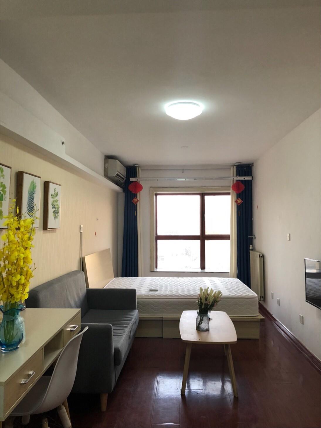 诚基中心精装公寓年底超低价出租速来抢购!