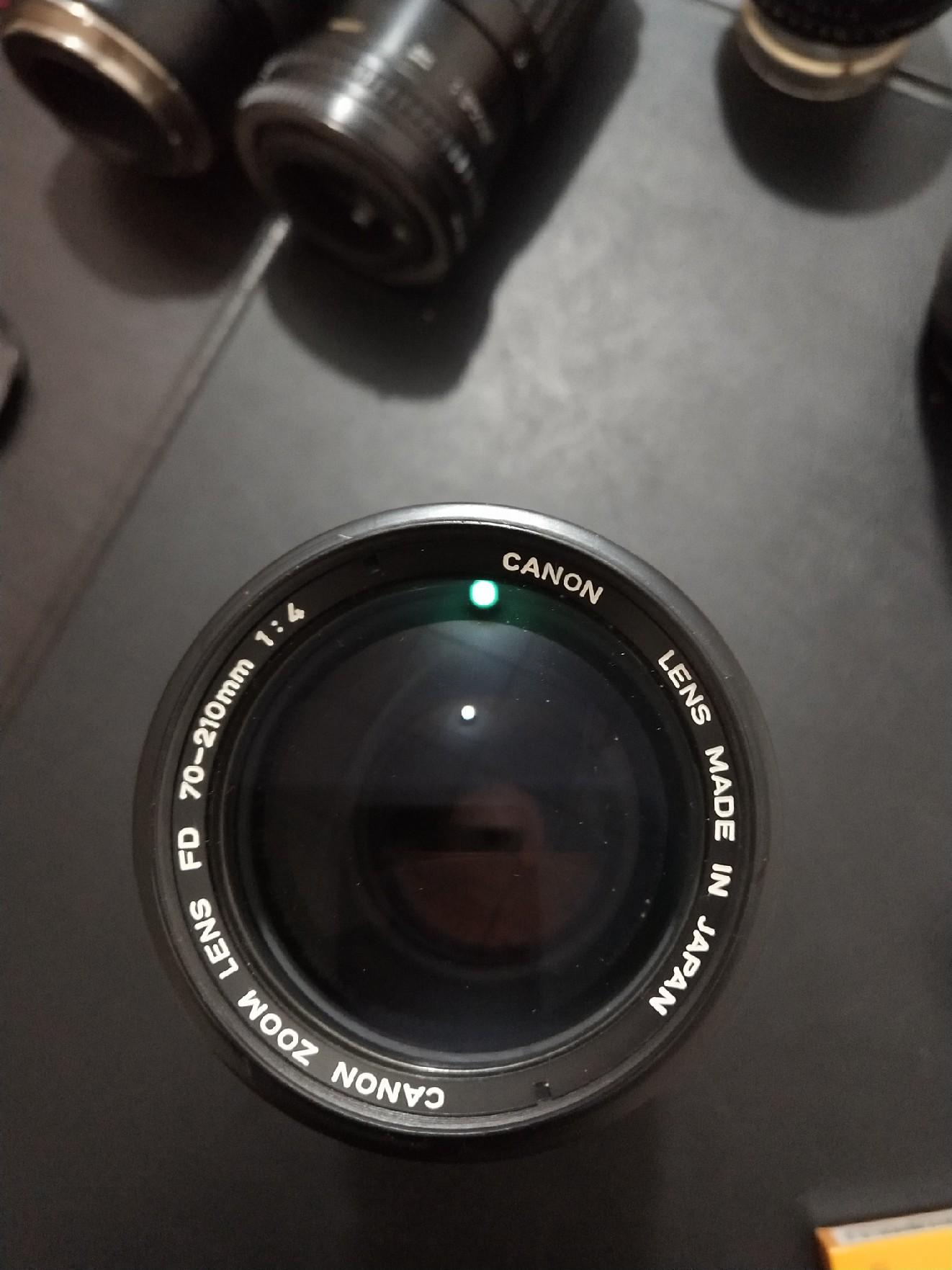 佳能镜头70-210mm