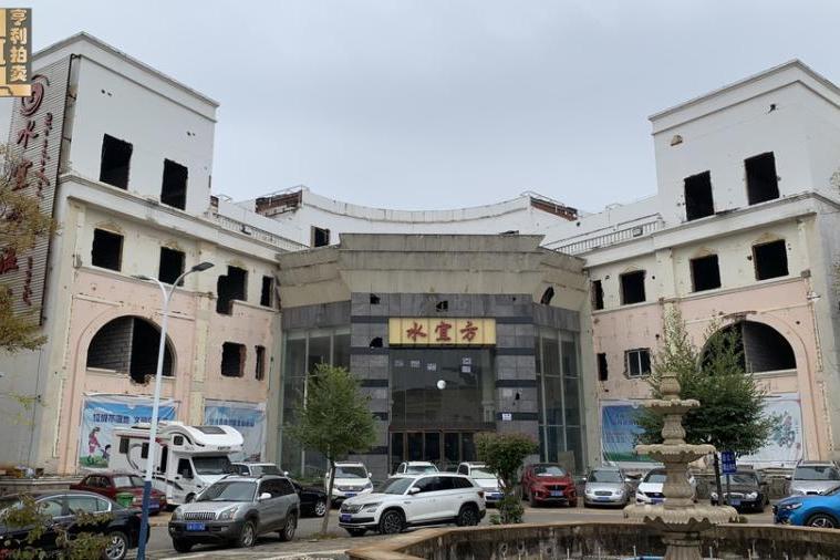 昆明市滇池路西贡码头第1幢1-5层房产