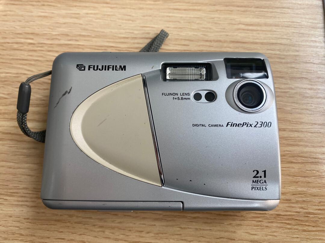 富士finepix2300