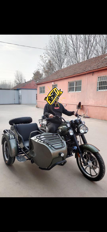 重庆海陵边三轮摩托车国四电喷可上牌二代铝轮