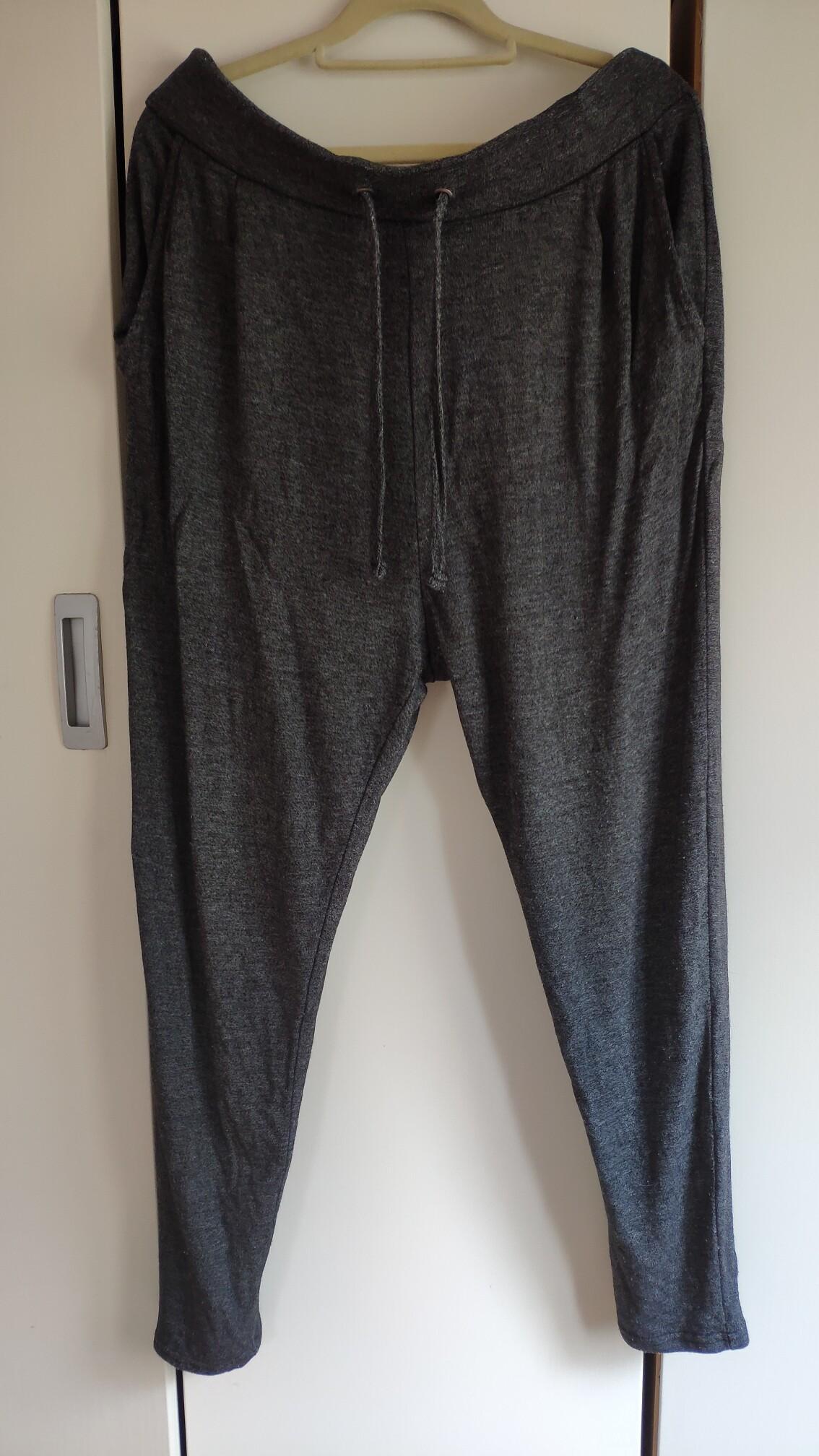 正品H&M 哈伦裤。不卖假货,假的吃了。。。M码,三个口袋,