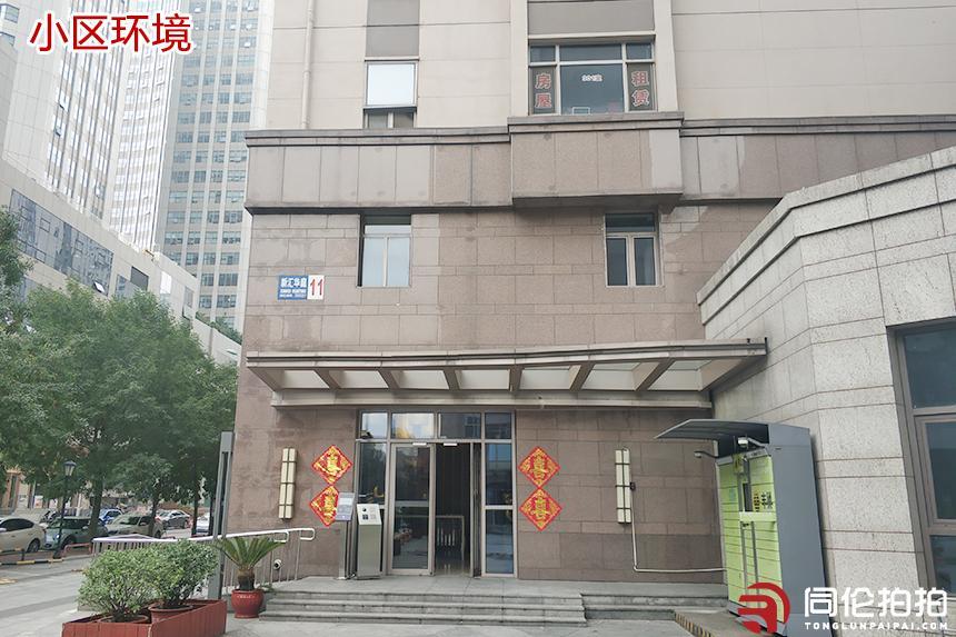 天津市和平区荣业大街与闸口街交口新汇华庭11-1-810房屋
