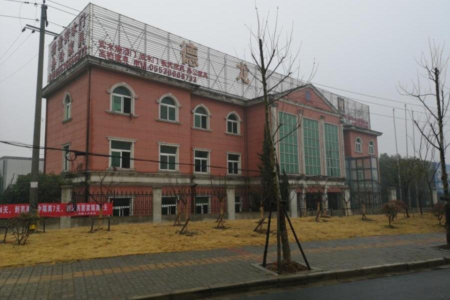 安徽振华模具标准件有限公司位于二坝经开区的厂房、土地