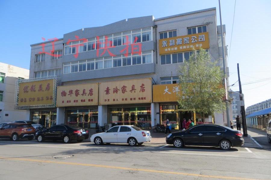 沈阳市辽中县辽中镇商业街117号(北数第3户3-4层)(面积215平方米)房产