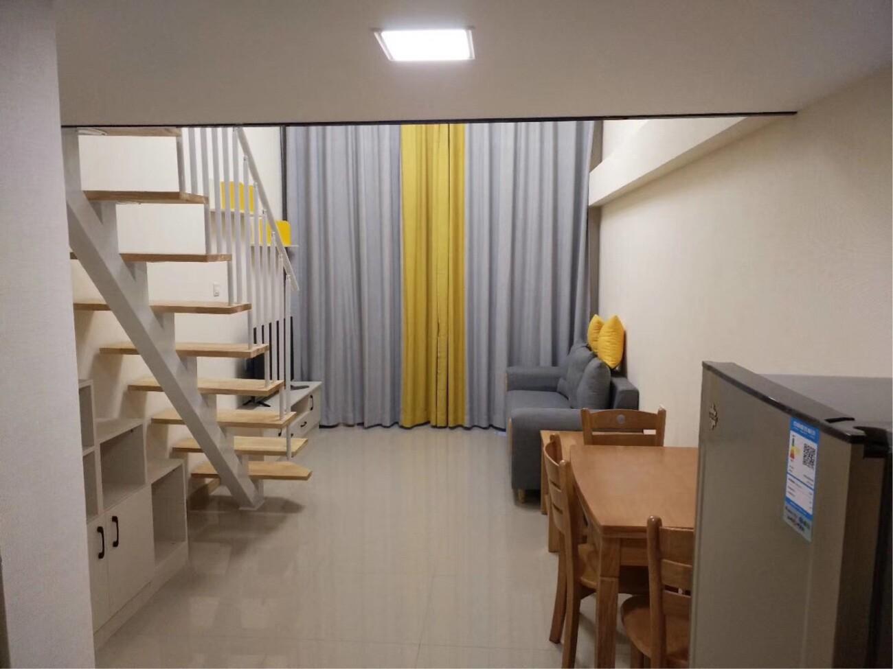 海八路万科金域中央,一房一厅,家私家电齐全,拎包入住