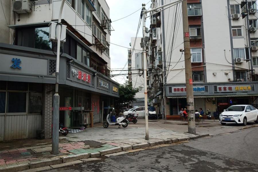 徐州市云龙区丰储小区8#-4-601、8#-4-602室房产