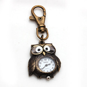 Package mail smiling ornament OWL table vintage hug pendant Keychain key chain