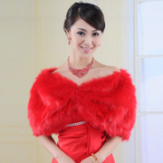 New shawl wedding dress accessory faux fur Accessories Accessories