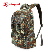 Dapai 2015 Amoi Korean men and women bag backpack bag bag sports bag student backpack