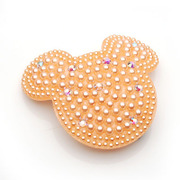 Smiling Korean/Korean fashion Pearl Jewelry duck clip 352932.