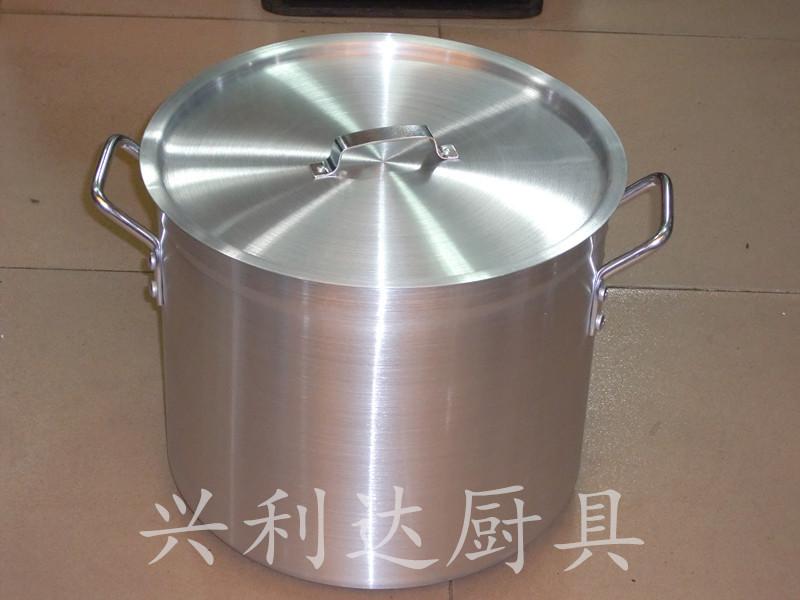 商用铝汤桶铝煲大汤锅加厚铝汤锅煲汤桶煲粥锅铝锅铝桶厨房锅具