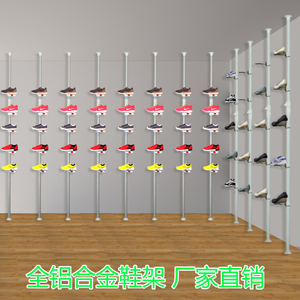 Clothing store shoe shelf sports shoes display rack mall wall shoe care shoe store shelf shoe cabinet selling shoe shelf