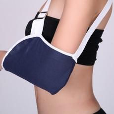 脉迪前臂吊带 胳膊骨折吊带 手臂骨折固定护具 儿童成人透气薄款