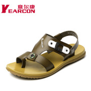 Welcome genuine comfort special outdoor wear men's shoes casual Sandals peep-toe men's fashion shoes